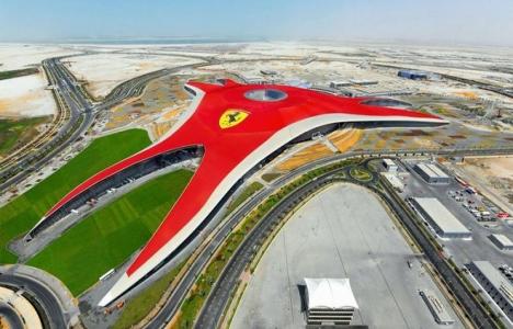 Ferrari'den Çin'e eğlence
