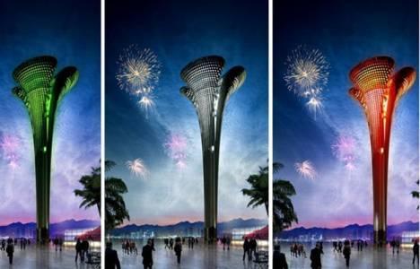 EXPO Kulesi'nin inşaat başlıyor!
