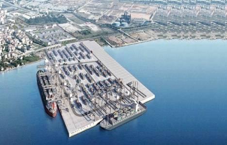 Dubai Port Limanı'nda
