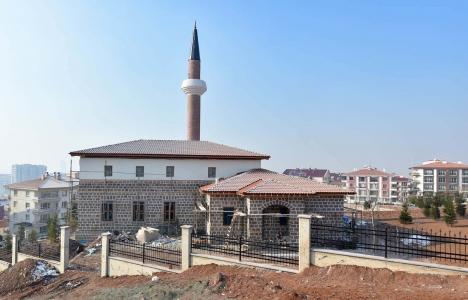 Altındağ'daki mahalle camileri sayısı 11'e yükselecek!