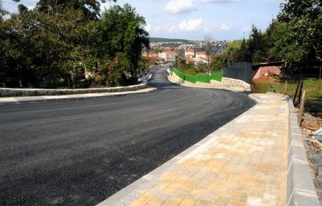 Zekeriyaköy Caddesi ile