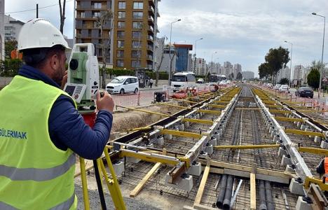 İzmir'de raylı ulaşıma 4 milyar 534 milyon liralık yatırım yapıldı!