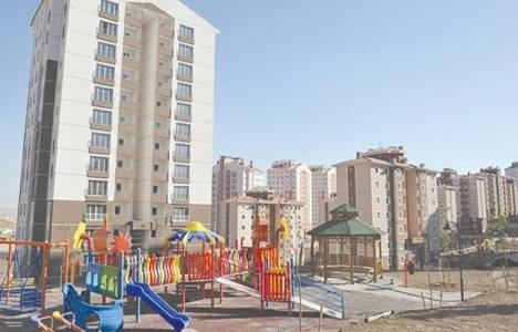 TOKİ Yapracık'a yeni kompleks inşa ediliyor!