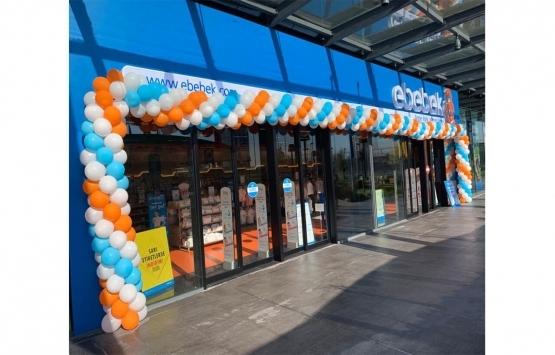 Ebebek,177. mağazasını İstanbul Meydan AVM'de açtı!