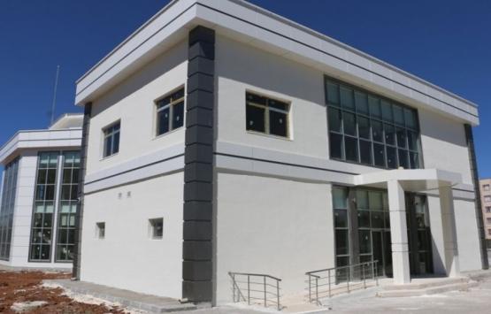 Şanlıurfa'da kütüphane inşaatları hız kesmiyor!