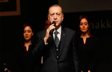 Cumhurbaşkanı Erdoğan: Müzik