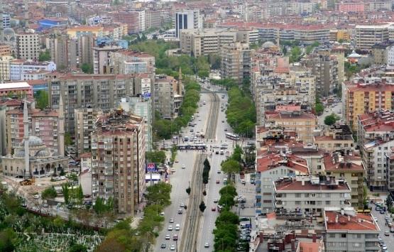 Konya'da Ağustos ayında 4 bin 21 konut satıldı!
