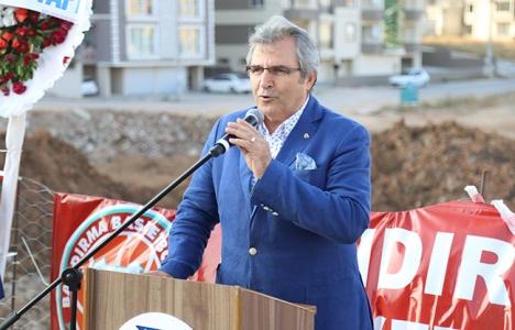 Bandırma'da kent yatırımları devam ediyor!