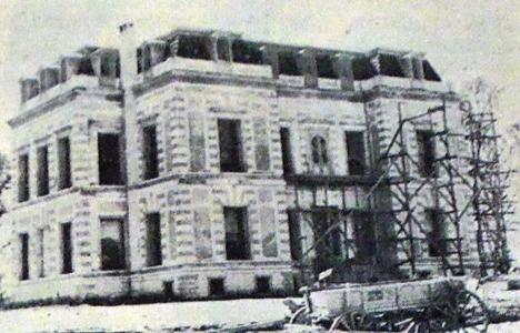 1937 yılında Ayazağa