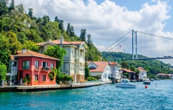 Sarıyer Yeniköy'de 20.6 milyon TL'ye satılık apartman!