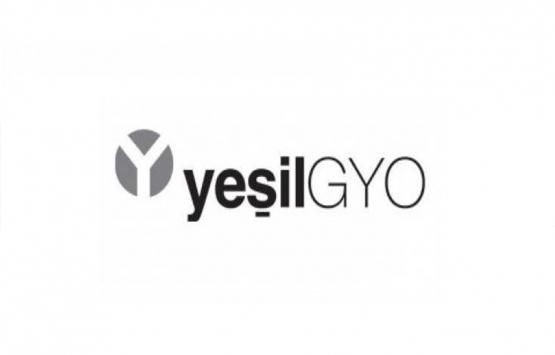 Yeşil GYO'dan 8.6 milyon TL'lik kira sözleşmesi!
