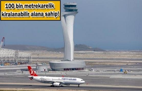 İstanbul Havalimanı perakendenin gözdesi oldu!