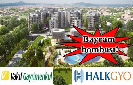 Rings İstanbul 2. etap arsası 110 milyon TL'ye Vakıf GYO ve Halk GYO'ya satıldı!