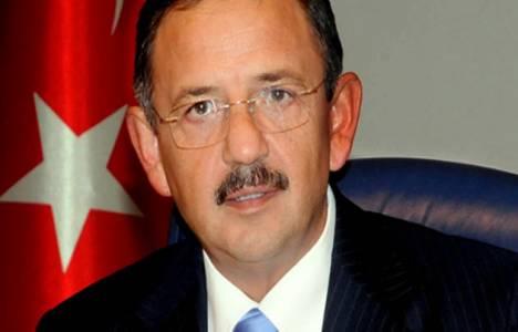 Mehmet Özhaseki kentsel dönüşümü anlattı!