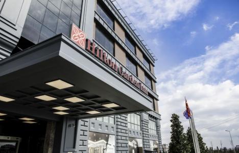 Hilton Garden Inn Çorlu hizmete açıldı!