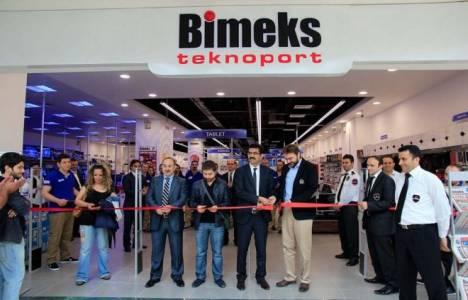 Bimeks, Mail Of İstanbul'da açıldı!
