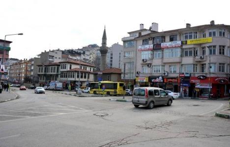 Osmangazi Çekirge Meydanı yenileniyor!