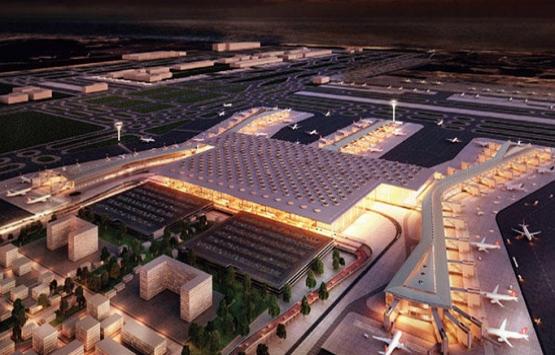 İstanbul Yeni Havalimanı'ndaki