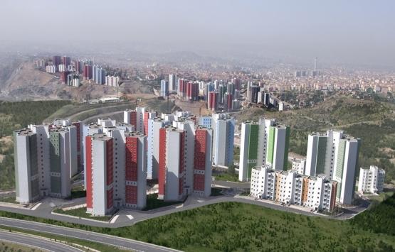 TOKİ Ankara Kuzeykent'te teslimler başlıyor!
