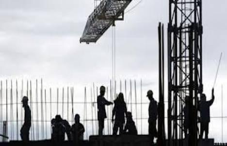 Bina inşaatı maliyet endeksi yüzde  5,8 arttı!