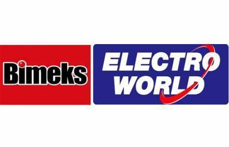 Bimeks Electroworld ile birleşme başvurusunu haziran mali tablolarına göre yapacak!