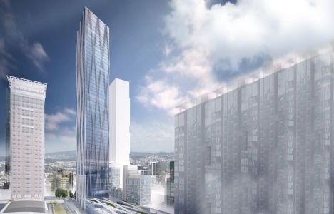İstanbul Tower Levent satılık!