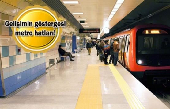 Dünyanın en yaygın metro ağına sahip kentleri!