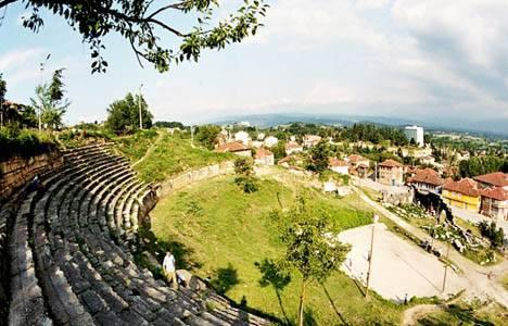 Karadeniz'in Efes'i gün yüzüne çıkıyor!