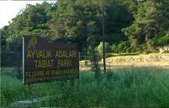 Ayvalık Tabiat Parkı ihaleye çıkıyor!