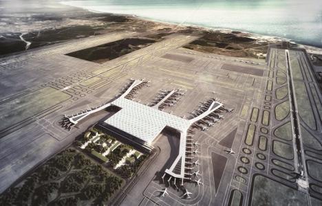 İstanbul Yeni Havalimanı için 250 milyon avroluk anlaşma!
