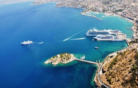 Global Liman'ın halka