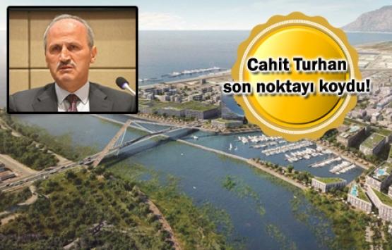 Kanal İstanbul ertelenecek