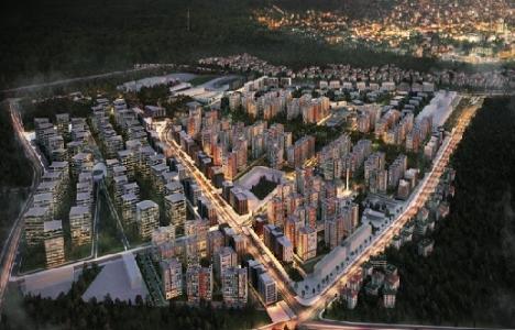 Sur Yapı Antalya cadde dükkanları satışta! 209 bin TL'ye!
