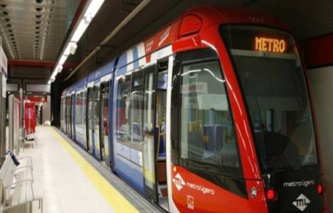 Gebze-Darıca metrosunda çalışmalar
