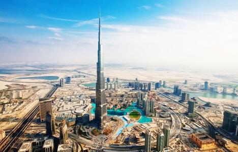 Dubai Cityscape fuarına