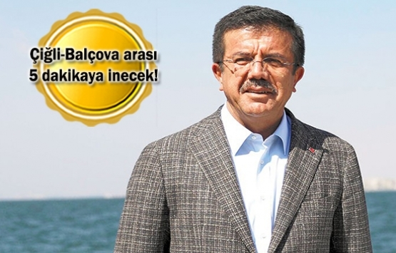 İzmir'de deniz ve raylı sistem birleşecek!