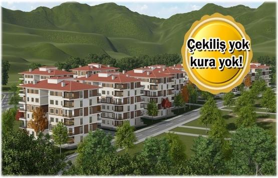 TOKİ'den günde 14 TL taksitle ev sahibi olma fırsatı!