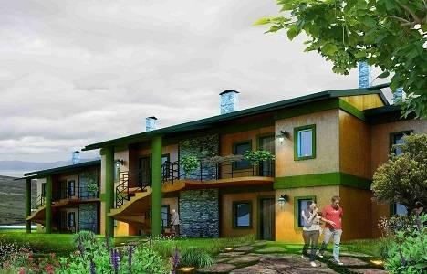 Şile Hometown villaları 49 bin TL peşinatla!0 faiz!