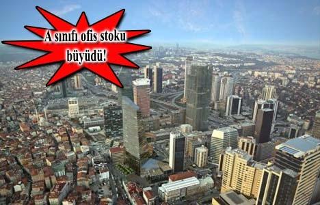 2016'nın 4. çeyreğinde ofis kiraları düştü!