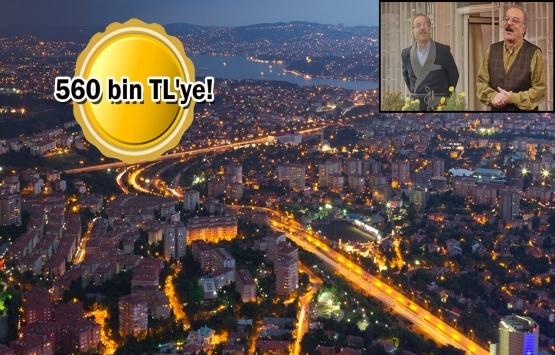 Türkiye'nin en ünlü dairesi satılık!