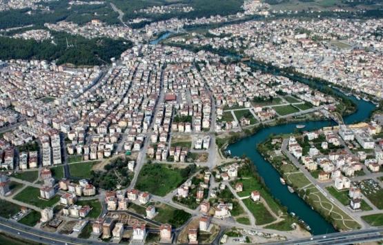 Manavgat'ta 18 milyon