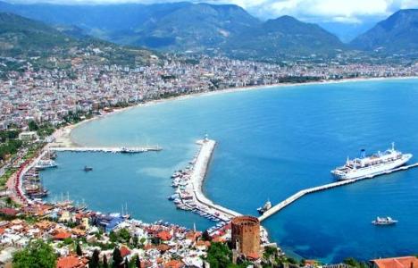 Antalya'da 27.7 milyon