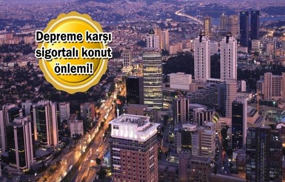 Türkiye'deki 8 milyon konutun Zorunlu Deprem Sigortası yok!