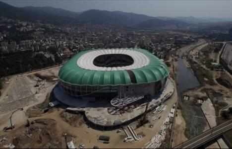 Bursa Timsah Arena'nın