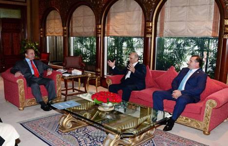 Erdoğan Bayraktar, Pakistan