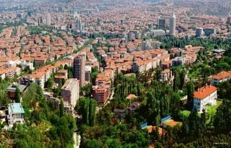 Ankara'da 2.7 milyon TL'ye satılık villa!