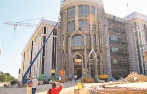 Suudi Arabistan Merkez Bankası Türk mermeri ile kaplandı!