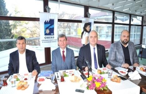 Çanakkale'ye 250 milyon dolarlık rüzgar enerjisi yatırımı yapılacak!