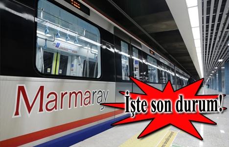 Marmaray'ın yeni hatları açılıyor!