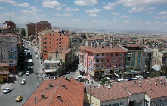 Nevşehir Merkez'de 3,4 milyon TL'ye satılık arsa!